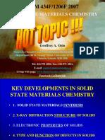 CHM 434F-1206F 2007 Lecture 1