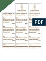 Formato de Propuesta de Servicio PEQUEÑOS