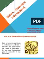 Sistema Financiero Internacional VIII