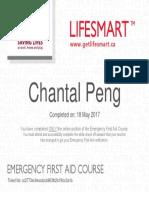 lifesmart - chantal peng
