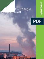 Atomkraft - Energie ohne Zukunft