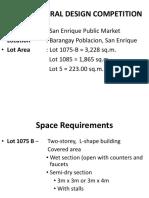 San Enrique Public Market