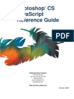 Photoshop Cs Javascript Reference Guide