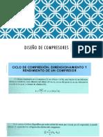 Clase 07 Calculos en Compresores, Evaporadores, Condensadores