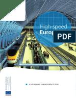 2010 High Speed Rail En