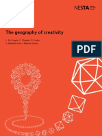 Geography of Creativity