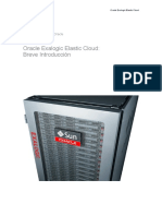 Oracle Exalogic Elastic Cloud - Breve Introduccion