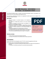 EMC Directive VA
