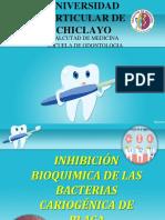 inhibicion bioquimica