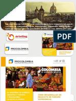 Presentacion Del Taller Turismo Experiencial Para Procolombia Jose Cantero