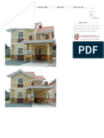Custom Residential Homes Contractor Brand New Unfurnished l Typical House Designs Philippines
