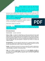 El Campo EDT Contiene Códigos de Estructura Detallada Del Trabajo