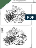 R19 - Manual de Reparacion Caja de Velocidades - MRBVJBJC