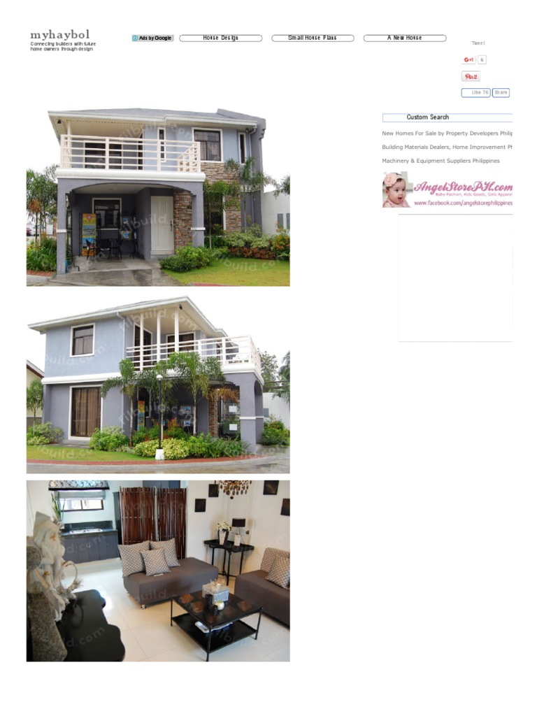 Filipino Simple Two Storey Dream Home l Usual House Design