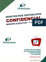 Monitor País, 7 de junio de 2017