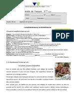 Teste Les Enfants Esclaves 2014