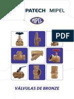 Mipel Deca Valvula Bronze