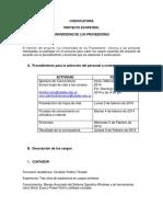 Convocatoria Universidad Proveedores PDF (1)