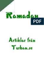 Om Ramadan - artiklar från turban.se