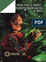 El Fondo Verde para el Clima y los Pueblos Indígenas en el Perú