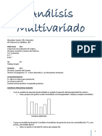 Análisis Multivariado (1)