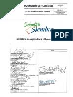 Estrategia Colombia Siembra v1