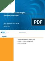 ADRF_Kim_DAS's Evolution for IoT in the 5G _ V4