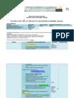 Planeacion Proyecto LITERATURA Primer Bloque1