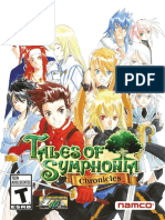 Guía Tales Of Symphonia