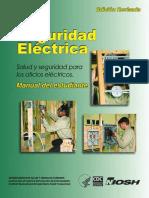 Seguridad Eléctrica Mineria, Industria Construcción