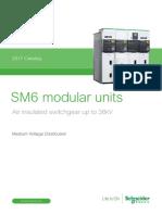 Catálogo SM6 2017