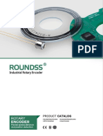 Catalogo Gral Rounds - Encoders