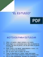Diapositivas El Estudio