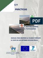 Buenas y Malas Prácticas Fotovoltaicos