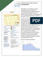 1. Conocemos Nuestros Pueblos - Villarrodrigo