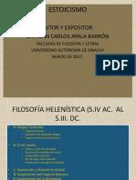 Presentación Helenismo