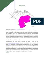 Región Guayana - Investigacion