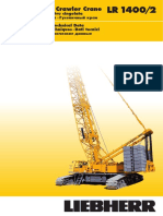Liebherr Technical Data Sheet Mobile Crane 124 Lr 1400 2 Td 124 00 Defisr04