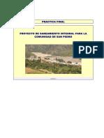 Practica diseño de plantas de tratamiento de agua potable y aguas residuales