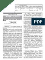 D.S. Nº 068-2017-PCM