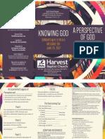 Kg 6 Psalm 23_1-6 Handout 062517