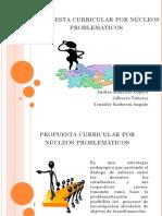 Propuesta Curricular Por Núcleos Problemáticos (1)