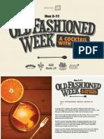 Old Fashioned Week 2017 - Presentation Asia