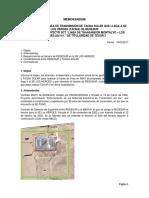 2017-05_Memorandum REDESUR por Reubicación LT TACNA SOLAR_v-0.docx