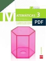 Cuaderno Trabajo Matamaticas 3 Aprendizaje Refuerzo