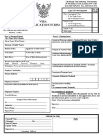 Visa Application 15