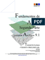 Fundamentos de ARCGIS 9.1
