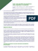 Calculo Financeiro Custo Real Efetivo de Operacoes de Financiamento Emprestimo e Investimento