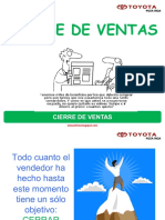 Cierre de Ventas - Diosestinta.blogspot.com
