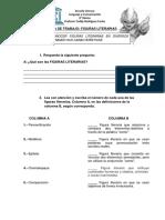 Guía Figuras Literarias. 8° Básico